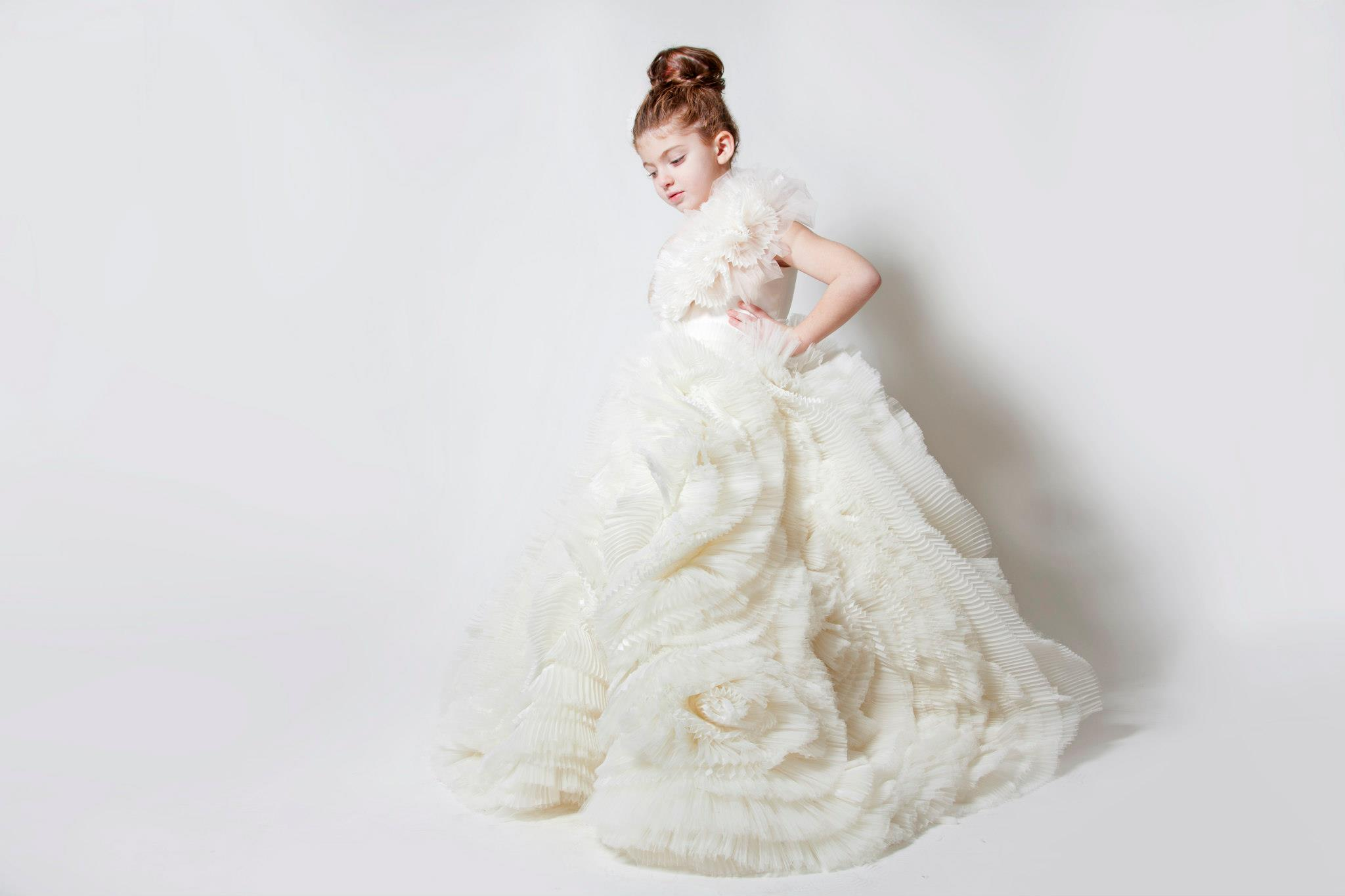 Zsazsa bellagio like no other dreamy wedding inspiration for Wedding dress for girl
