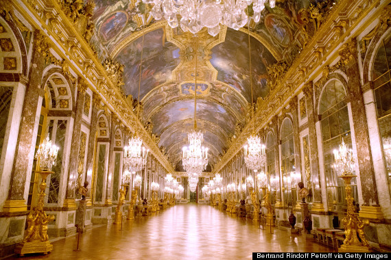 Pasteur-Weizmann Gala At the Versailles Castle