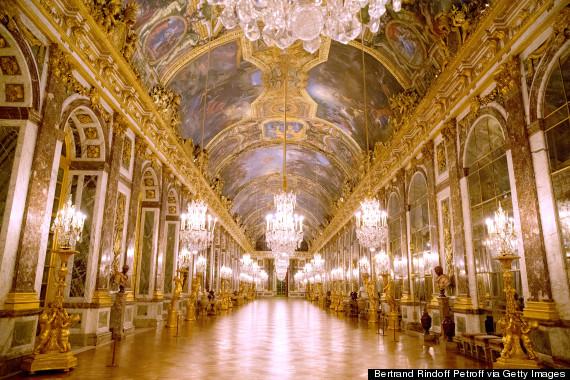 Pasteur-Weizmann Gala At the Versailles Castle