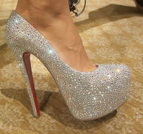 sparkly-heels