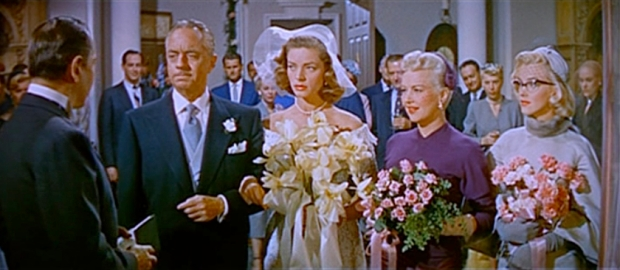 William_Powell,_Lauren_Bacall,_Betty_Grable_and_Marilyn_Monroe_in_How_to_Marry_a_Millionaire_trailer