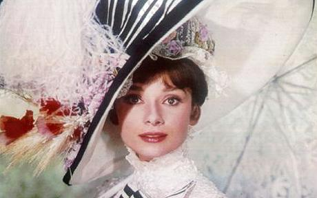 Actress Audrey Hepburn - Film My Fair Lady