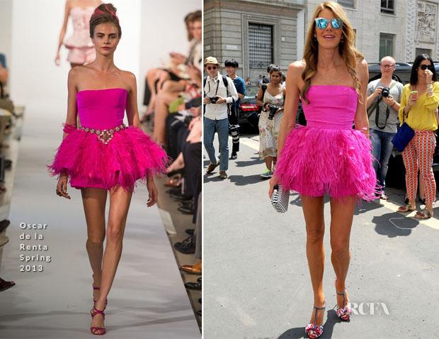 Anna-Dello-Russo-In-Oscar-de-la-Renta-Salvatore-Ferragamo-Spring-2014-Menswear-Show