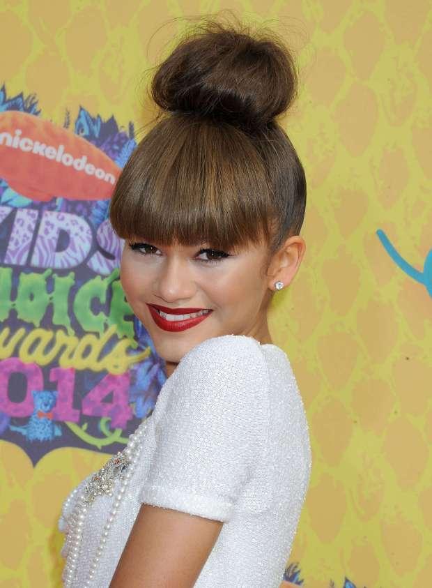 Zendaya-Coleman-at-Nickelodeons-Kids-Choice-Awards-2014--02