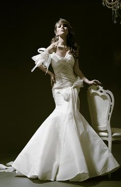 Pin Up Vintage Wedding Dresses