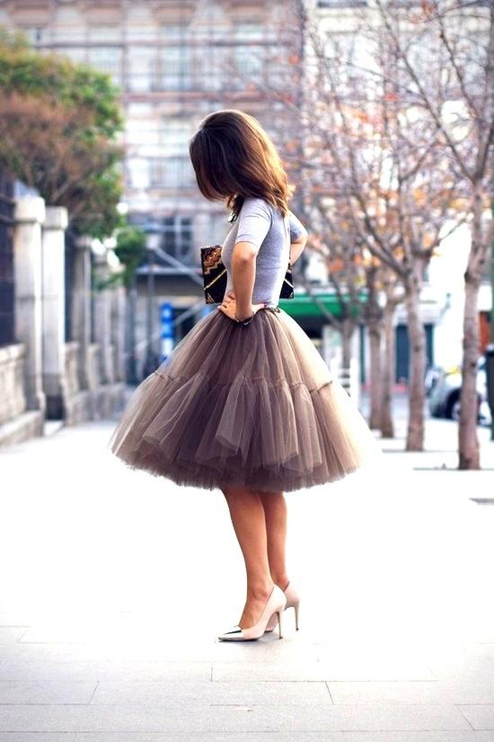 Full+Tulle+Skirt